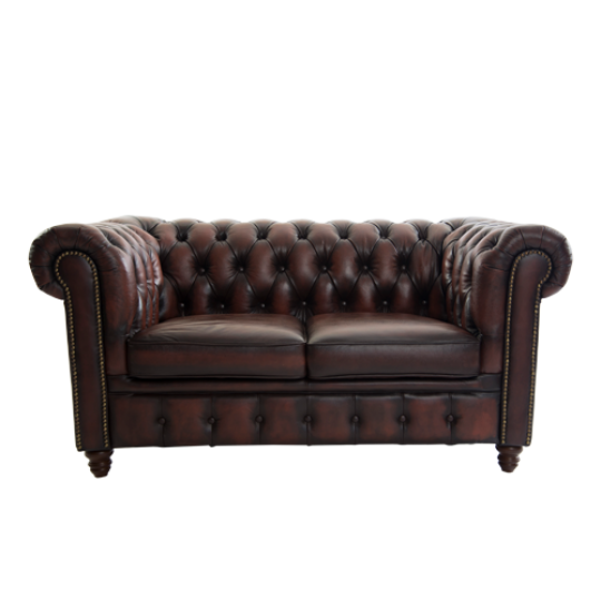 Chester Sofa Brown DSC 4915